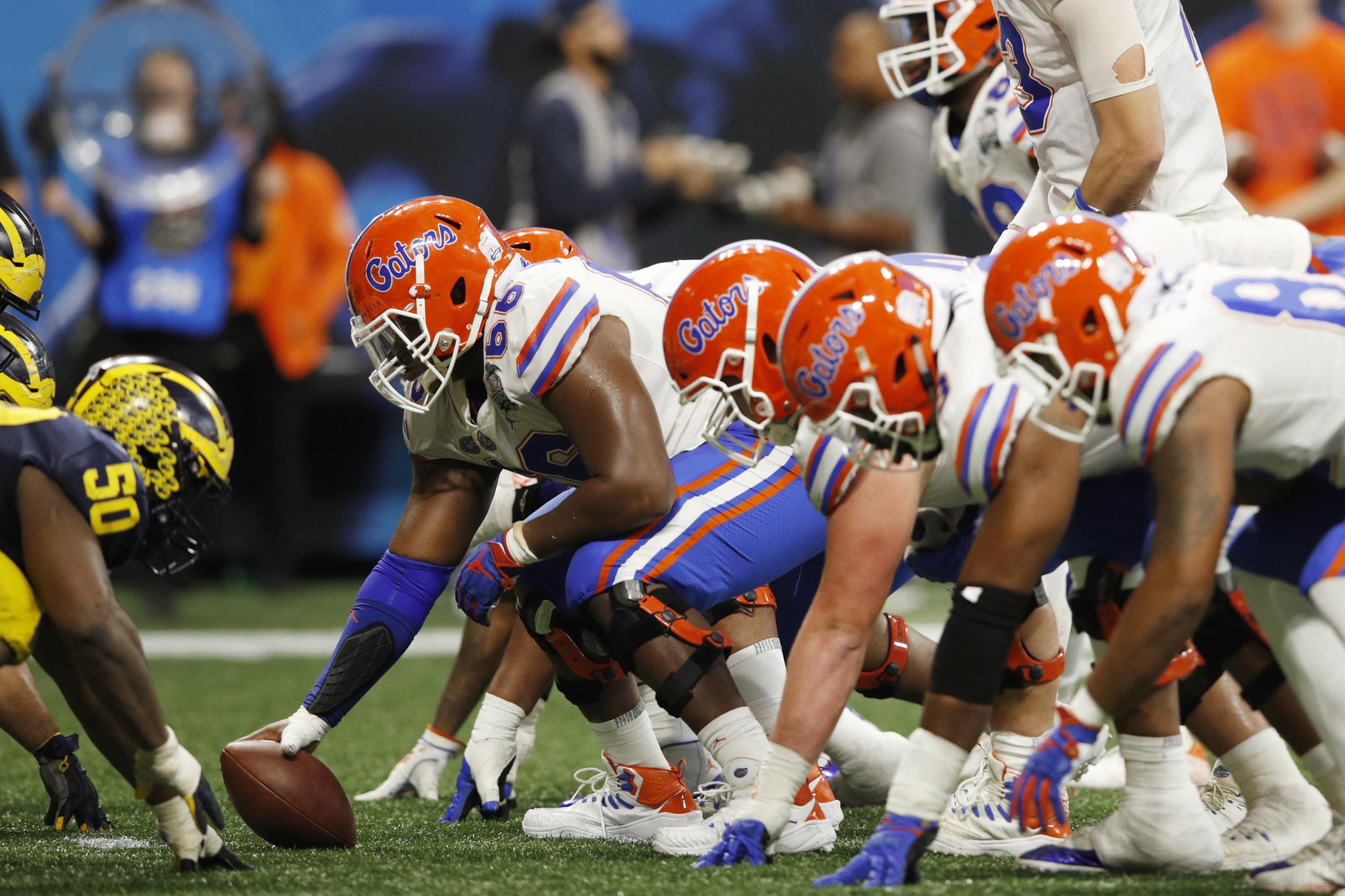 Florida Gators NCAA Football