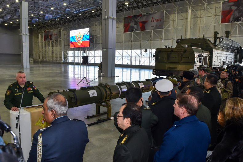russia cruise missile inf treaty