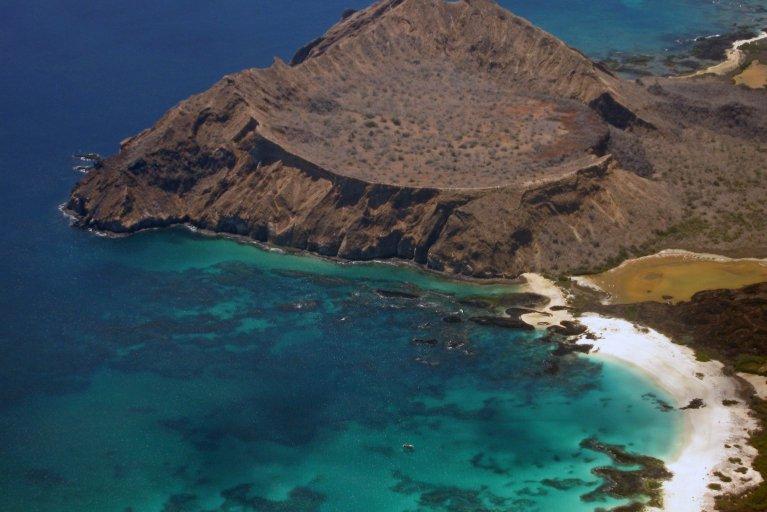 Galapagos Cerro Brujo