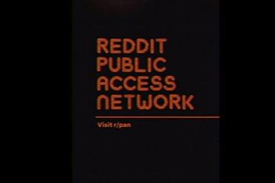 reddit public access network