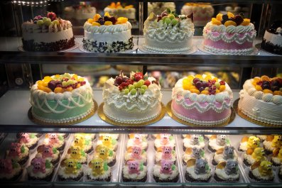 Cakes in london