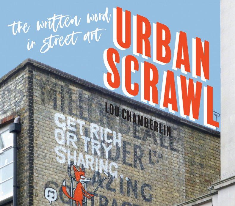Urban Scrawl book cover
