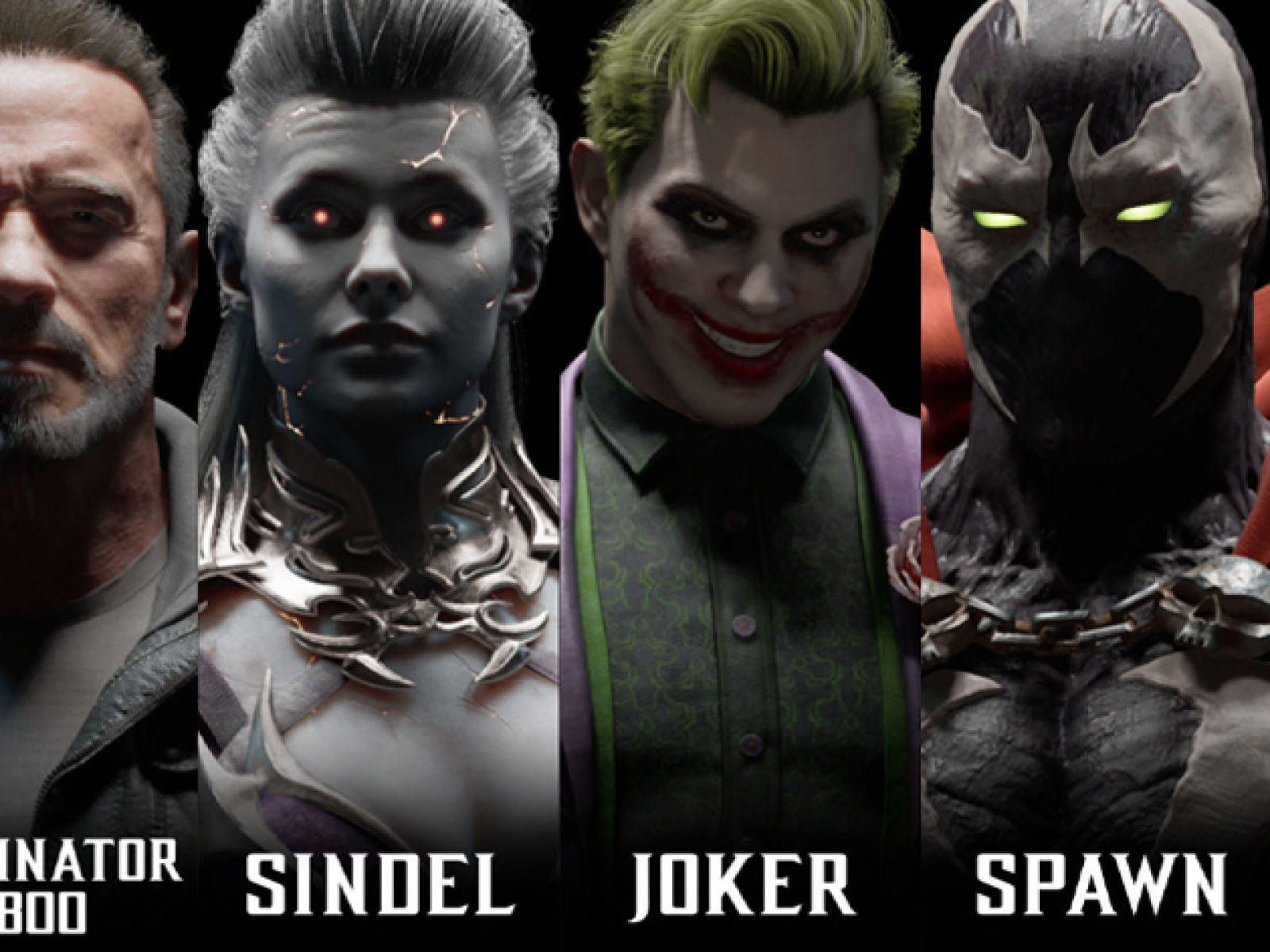 Mortal Kombat 11 Reveals Joker And Terminator As Next Dlc