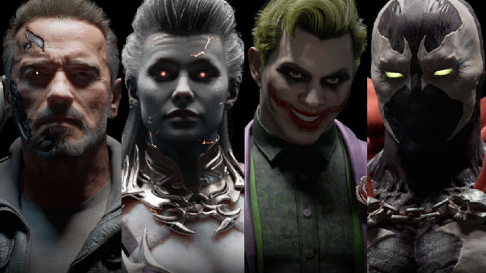 Mortal Kombat 11 Reveals Joker And Terminator As Next Dlc Characters In Kombat Pack