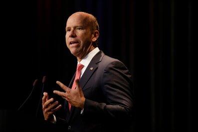 john delaney democrats cheering recession spite trump