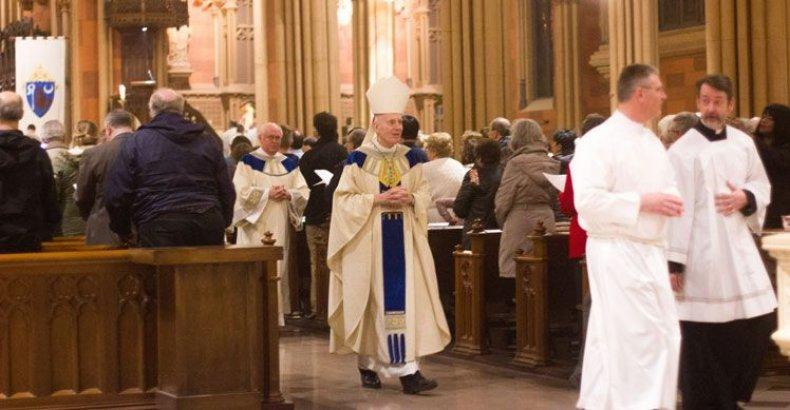 Bishop Emeritus Howard Hubbard