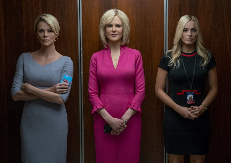 Charlize Theron Virtually Unrecognizable as Megyn Kelly in New 'Bombshell' Trailer