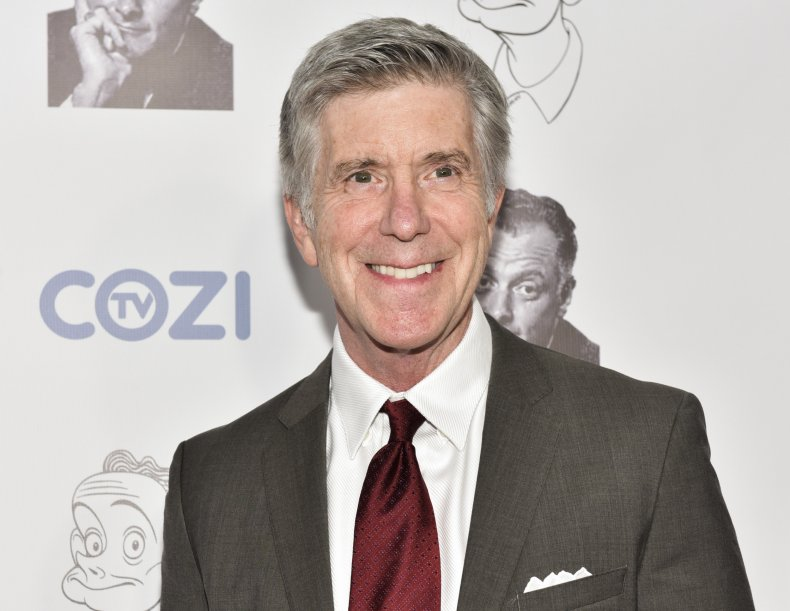 Tom Bergeron attends the 3rd Annual Carney Awards at The Broad Stage on October 29, 2017 in Santa Monica, California.