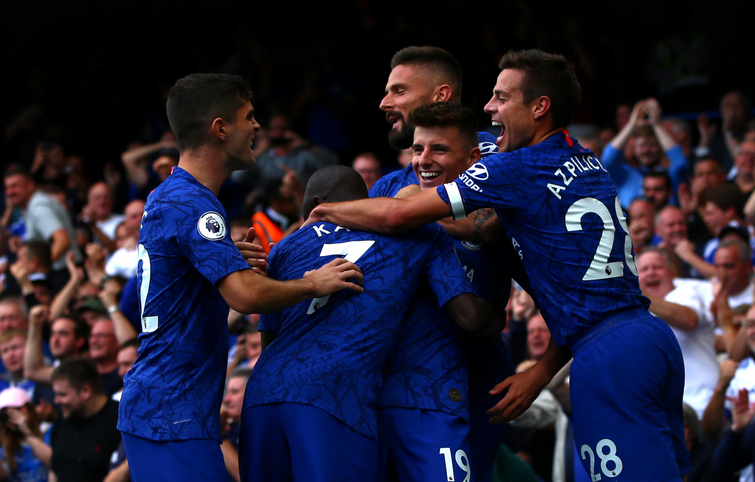 Premier League 19/20: Where to Watch Norwich City vs ...Chelsea