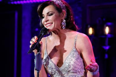 How Cabaret Helped Luann de Lesseps Reinvent Herself