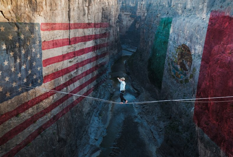 Mexicans Americans highline southern border immigration