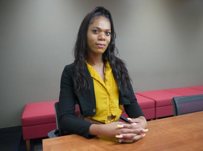 Judi Brown, transgender woman suing Circle K