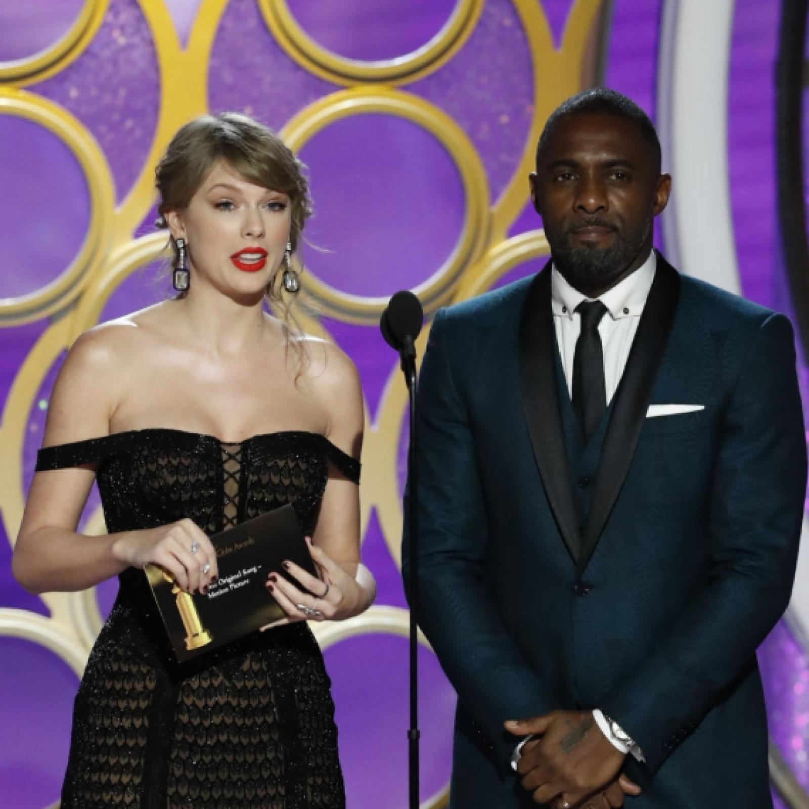 Taylor Swift S Boyfriend Joe Alwyn Isn T Featured On Lover But Idris Elba Is
