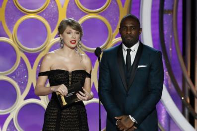 Taylor Swift Idris Elba