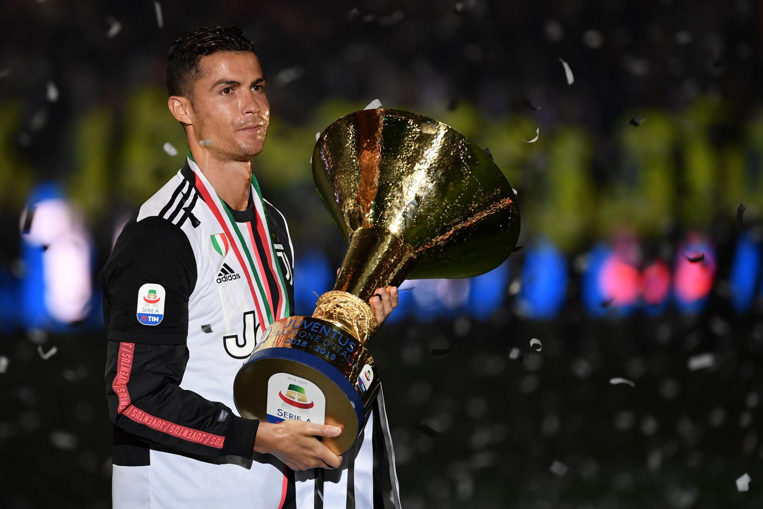 Parma vs. Juventus: Where to Watch Cristiano Ronaldo Season Debut ...