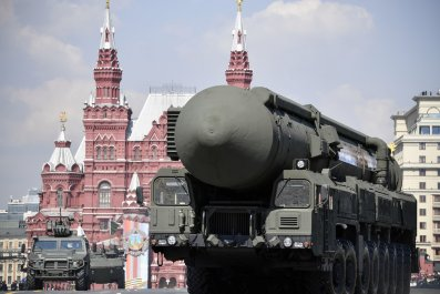 Russia, missile, radiation, doctor