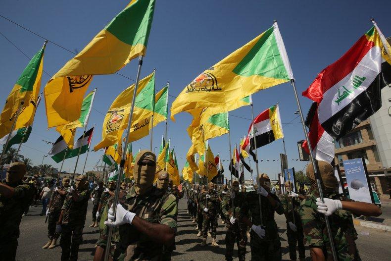iraq kataib hezbollah quds iran