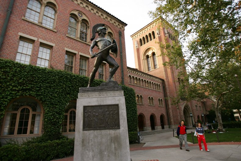 usc college admission scandal bribe