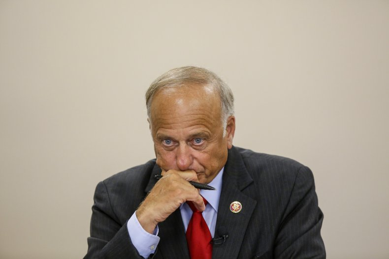 Steve King doubles down controversial abortion comments