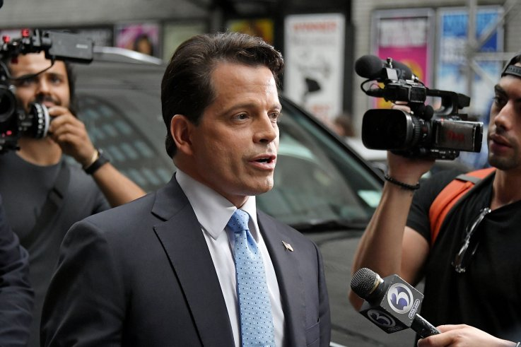I Was a Chief Ethics Lawyer in the Bush Administration, and I Believe Anthony Scaramucci | Opinion