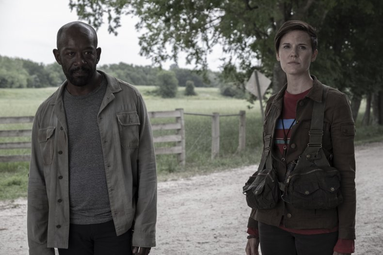 fear the walking dead morgan althea 5x11