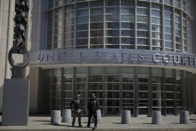U.S. Citizens Arrested On Terror Charges Appear In Brooklyn Federal Court