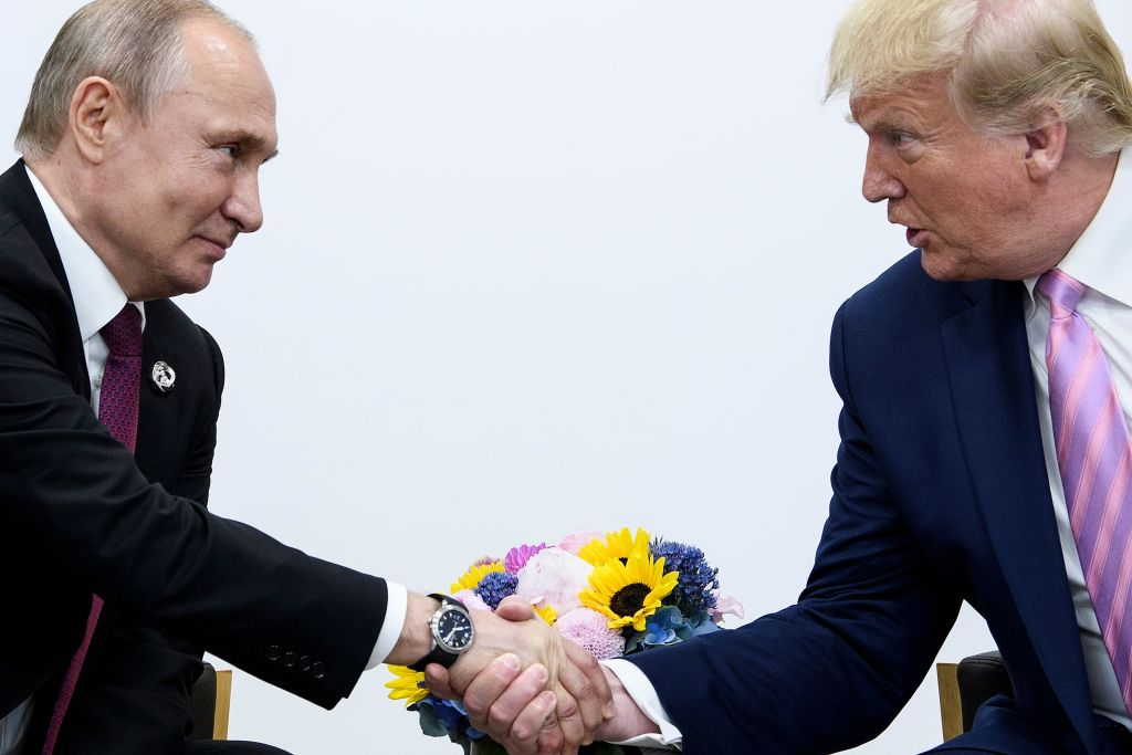 """Trump says it's """"certainly possible"""" he'd invite Russia's Putin to G-7 next year after Europe insists it'd never agree"""