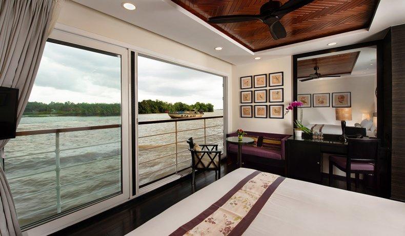 Avalon Saigon cruise