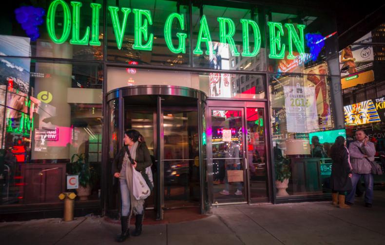 Olive Garden Boycott Trend