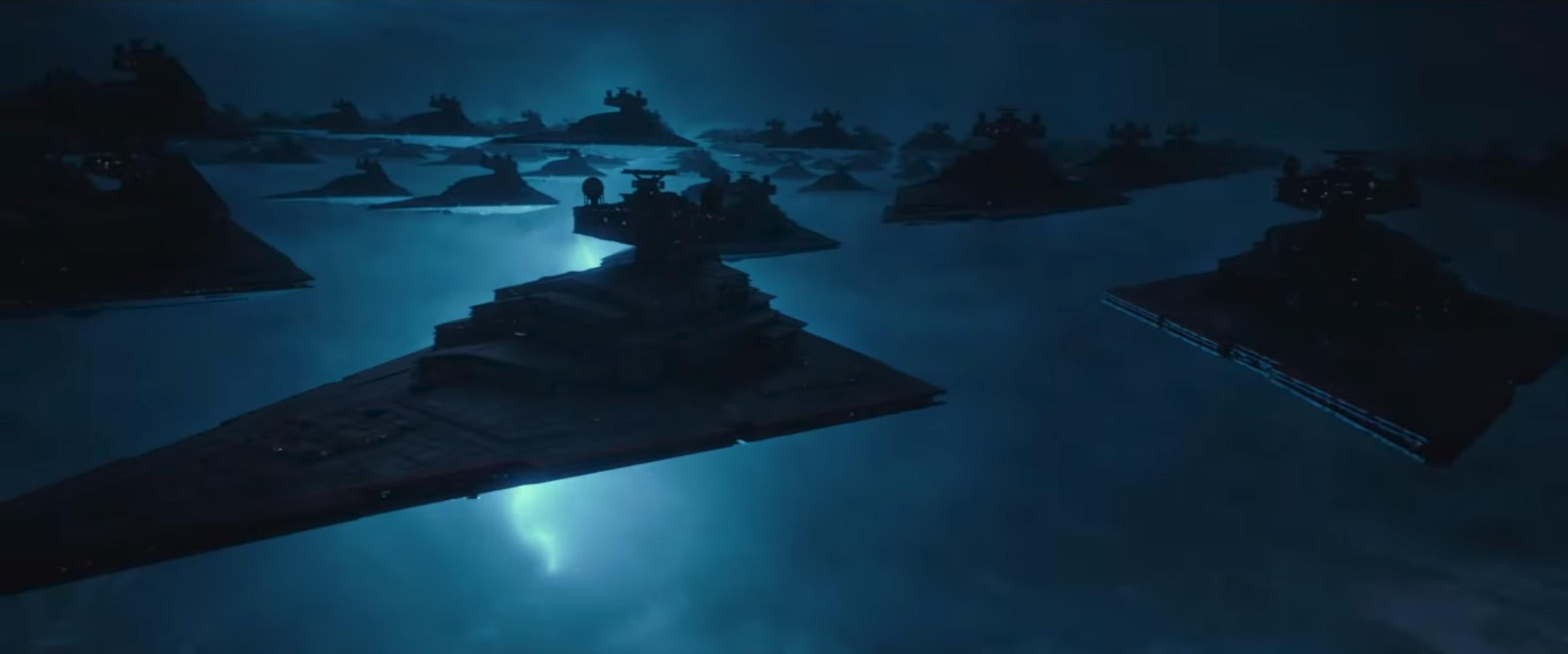 Star Wars The Rise Of Skywalker D23 Trailer Breakdown Who Is