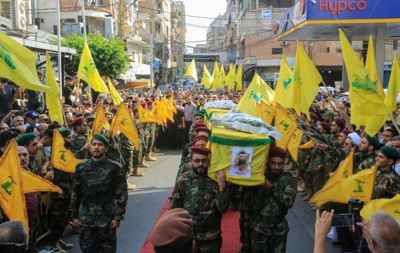 lebanon hezbollah israel strikes syria