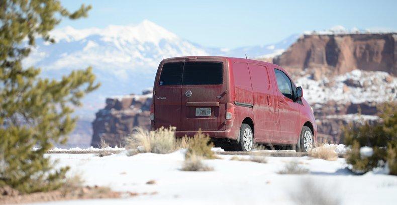 Van Canyonlands