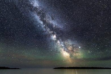 Milky Way Isle Royale