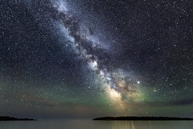 Milky Way Isle Royale