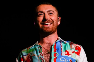Sam Smith Left Little to the Imagination in Revealing New Pic