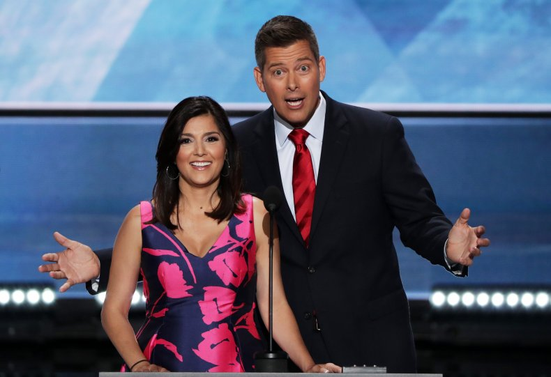 Who Is Sean Duffy S Wife Rachel Campos Duffy Real World Politician Retires From Politics
