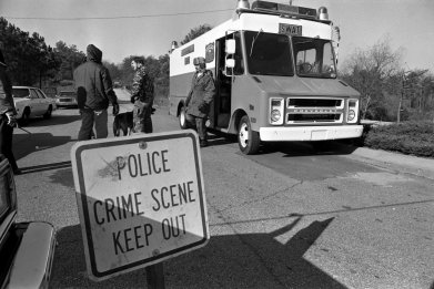 Atlanta child murders search