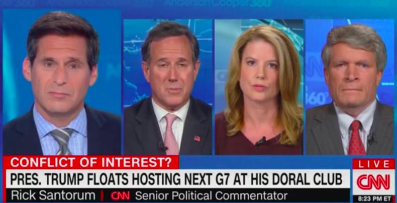 Rick Santorum on CNN