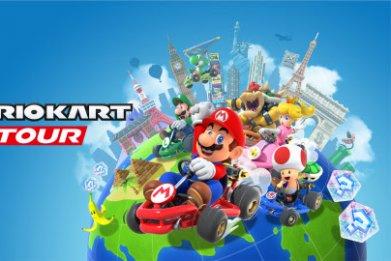 mario kart tour release date confirmed