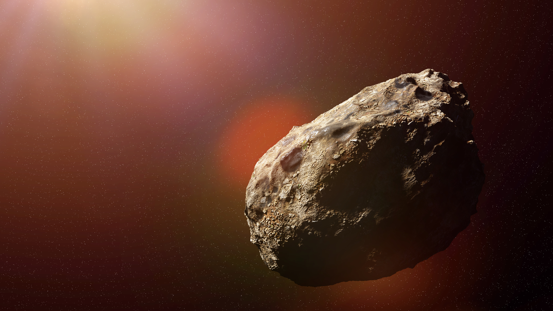 The space rock, estimated to measure up to 1,345 feet in diameter, is set to pass Earth on January 17.