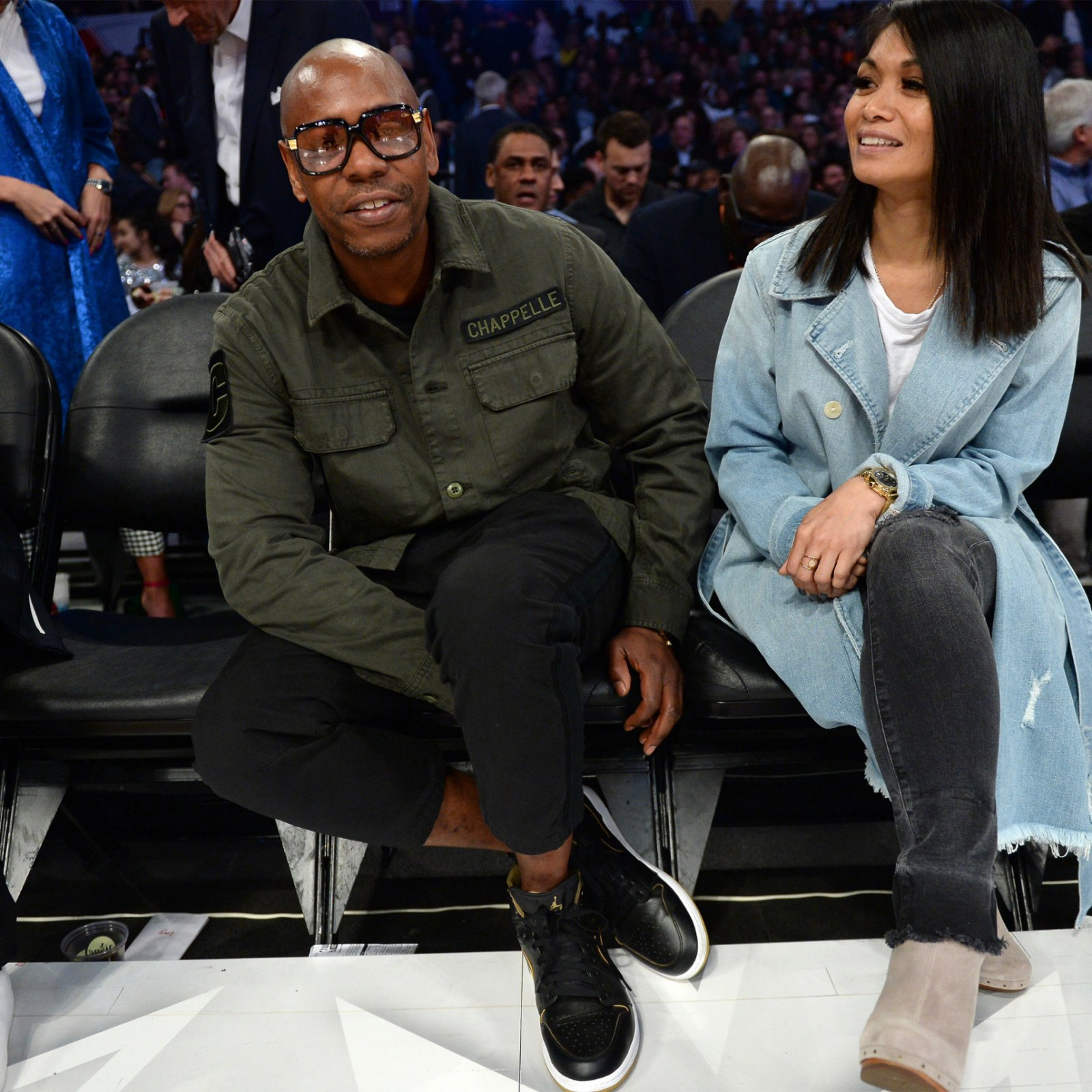 who is dave chappelle s wife elaine about comedian s wife after sticks stones debuts on netflix who is dave chappelle s wife elaine