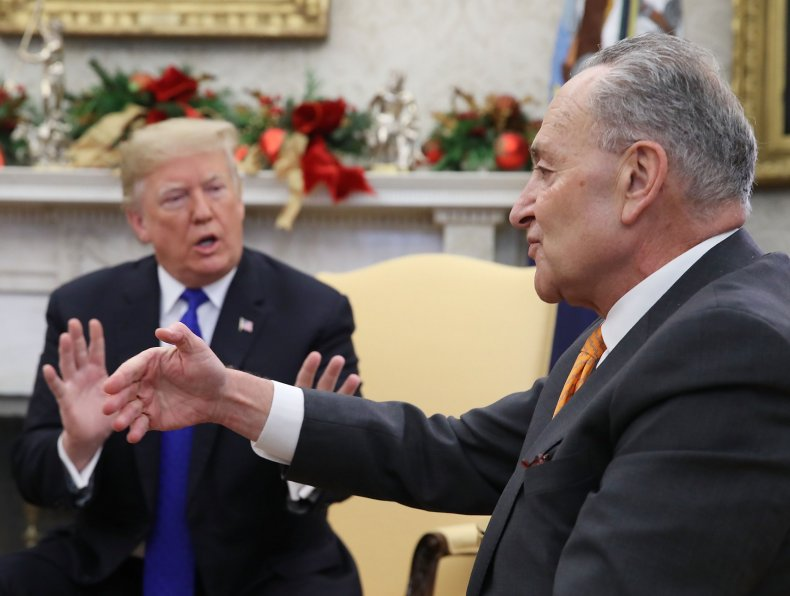 Senate Democrats Warn Trump Against Russia G-7