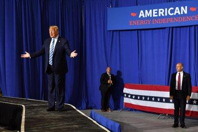 Trump Talks Energy