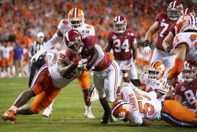 Alabama Crimson Tide, Clemson Tigers