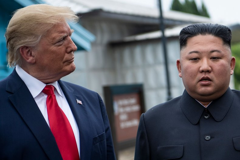 North Korea, Donald Trump, Kim Jong Un