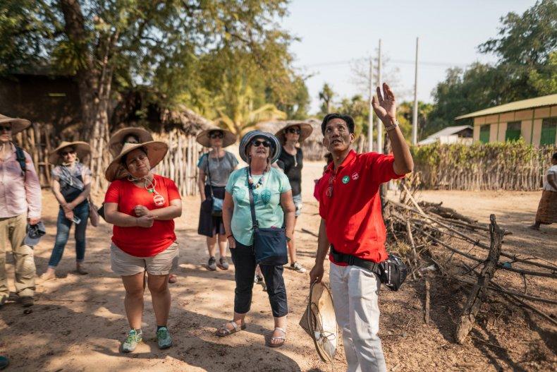 Intrepid Travel Myanmar