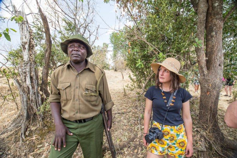 Intrepid Travel Kenyan Ranger