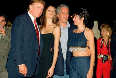 Epstein and Trump