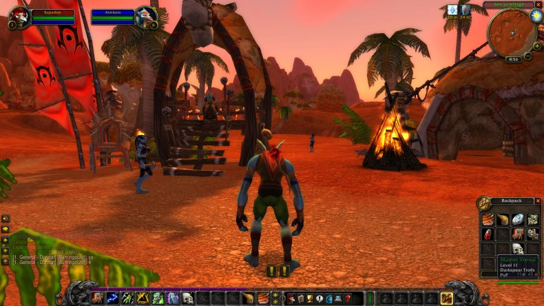 world of warcraft classic queue times