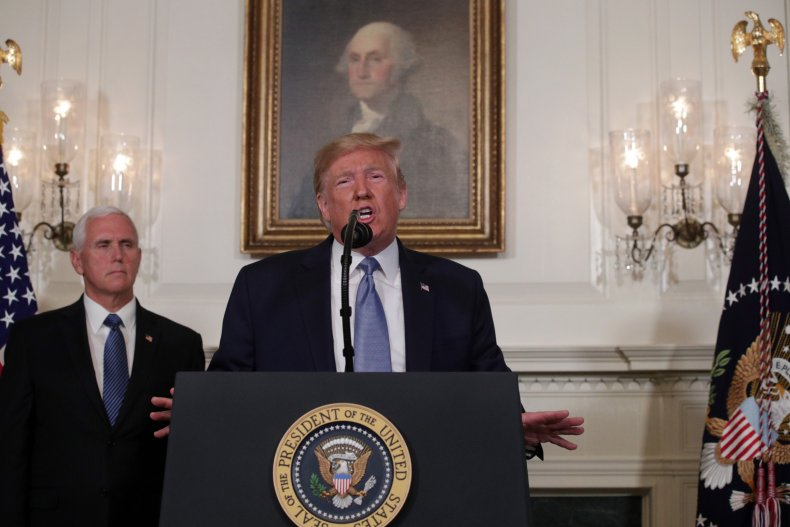 President Trump Delivers Remarks On Mass Shootings
